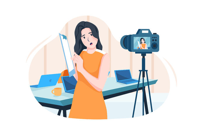 Video marketing image for Ability SEO blog