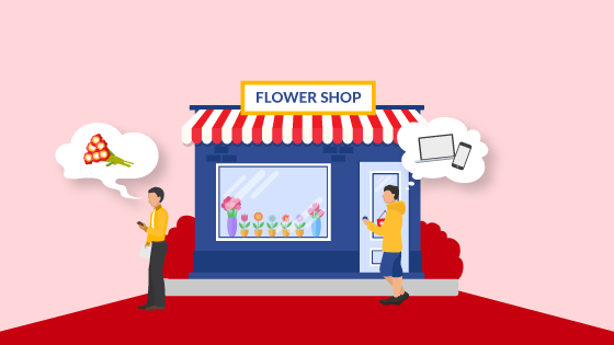 blog graphic attracting the right customers