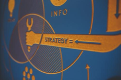 marketing strategy to generating leads diagram