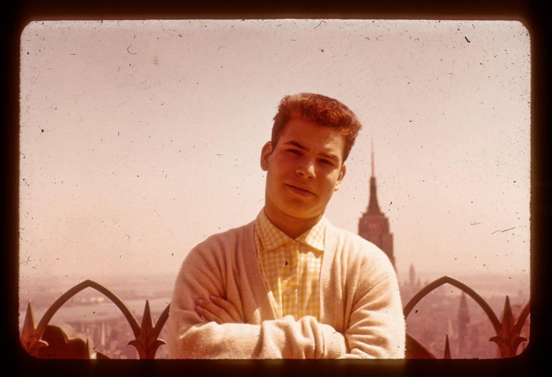 1958 Barry Vishny in New York