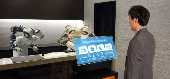 Robot_Receptionist