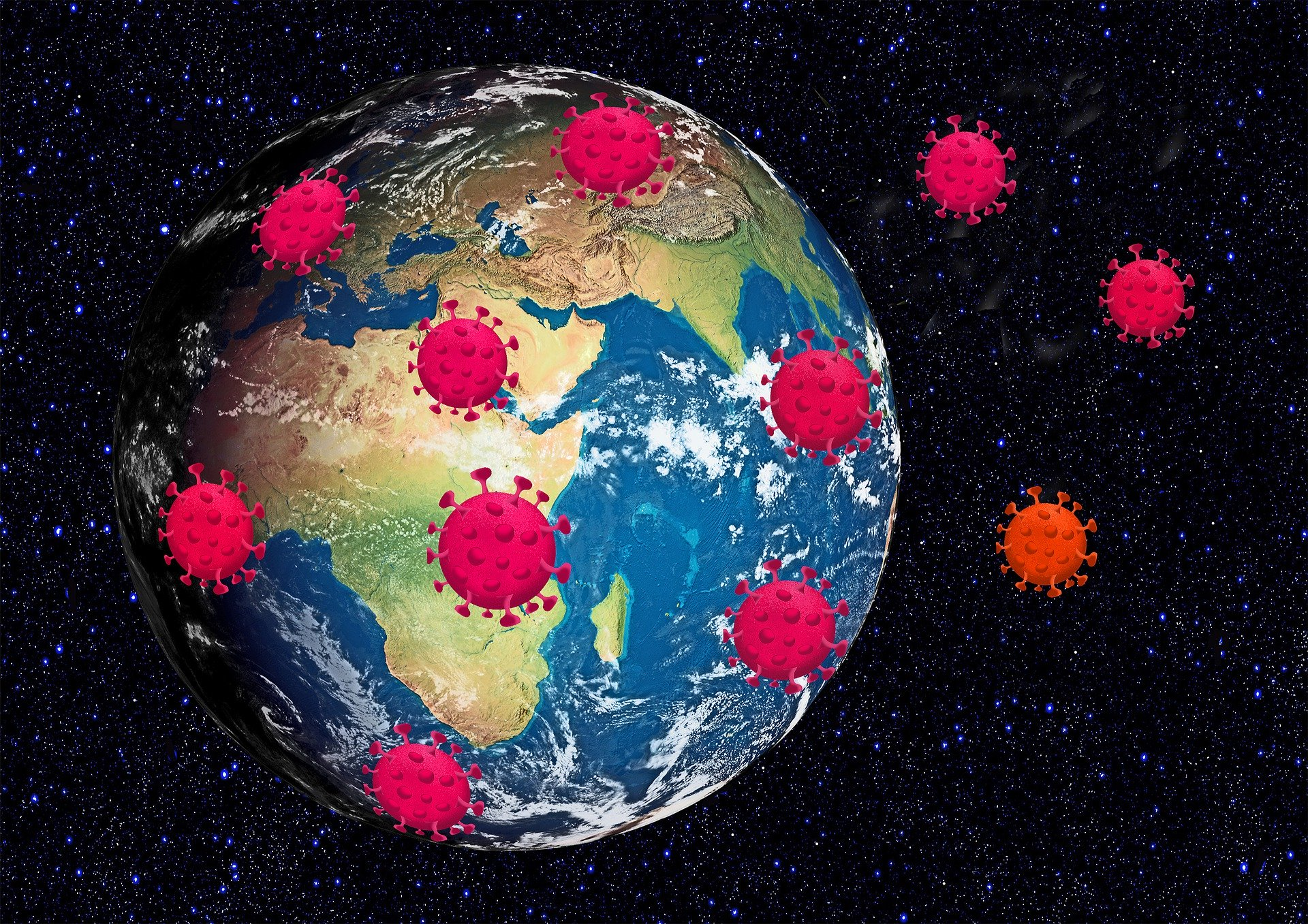 Coronavirus Pandemic Closes down Conferences